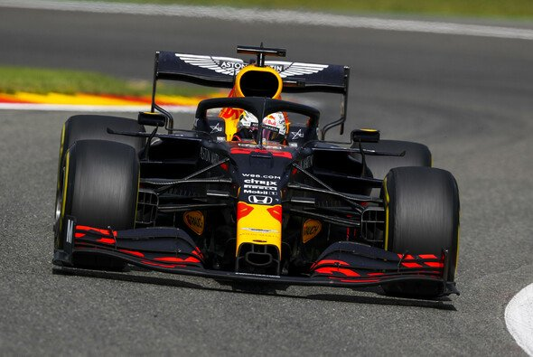 Red Bull RB16 - Spa - Foto: LAT Images