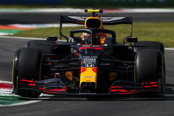 Red Bull RB16 - Monza - Foto: LAT Images