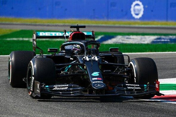 Mercedes W11 - Monza - Foto: LAT Images
