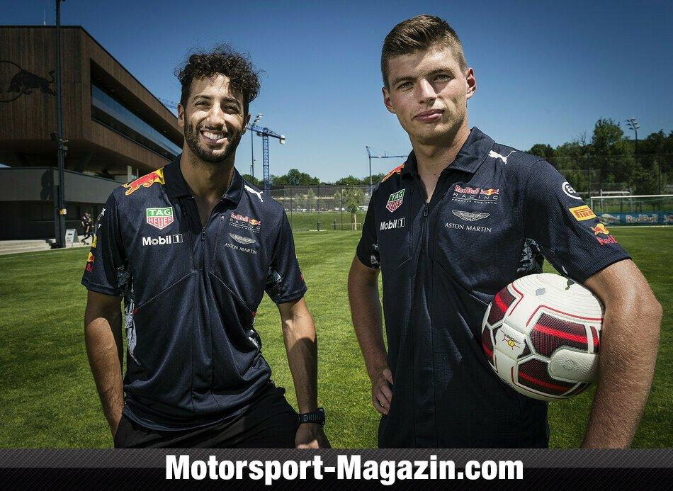 Red Bull Racing: Verstappen-Frust und Renault-Kritik
