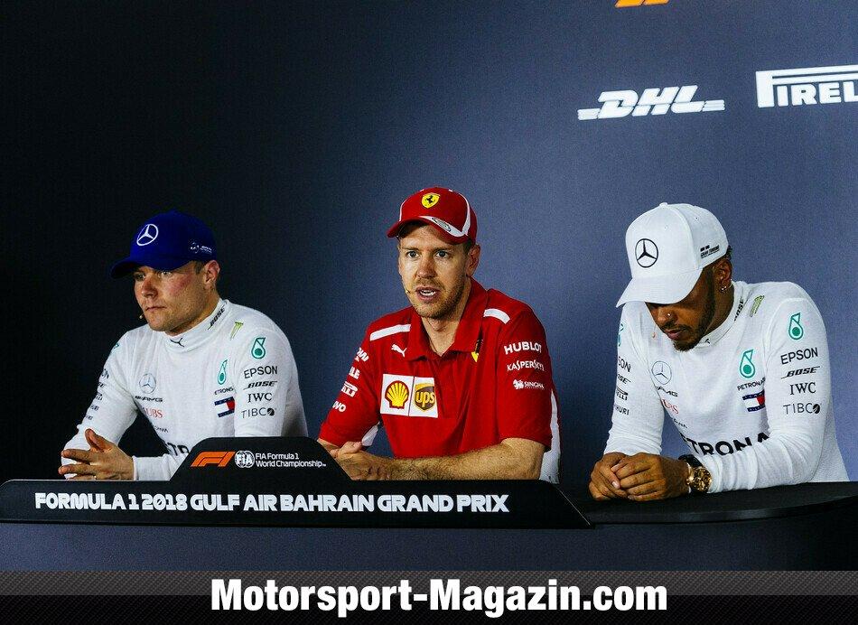 Wut im Bauch! Hamilton fährt Ferrari um die Ohren