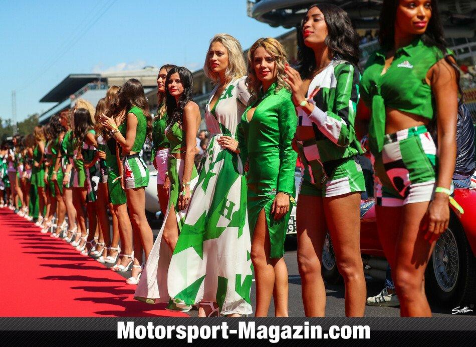 Formel 1 schafft die Grid Girls ab