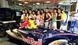 Malaysia GP - Malaysia GP: Der Sonntag - Formel 1 2005, Bilderserie, Bild: Red Bull Racing