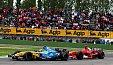 Formel 1: Fernando Alonso is back! 10 Gründe, sich zu freuen - Formel 1 2005, Bilderserie, Bild: Sutton