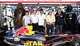 Star Wars & Co: Besondere Red-Bull-Designs - Formel 1 2005, Bilderserie, Bild: Sutton