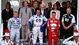 WM-Entscheidung im Finale: Alle Formel-1-Krimis seit 2000 - Formel 1 2003, Bilderserie, Bild: Sutton