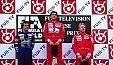 Japan GP - Die Podien seit 1987 in Suzuka - Formel 1 1993, Bilderserie, Bild: Sutton