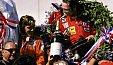 Formel 1 heute vor 27 Jahren: Playboy James Hunt verstirbt - Formel 1 1975, Bilderserie, Bild: Sutton