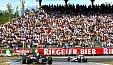 Formel 1 1984, Deutschland GP, Hockenheim, Elio de Angelis, Lotus, Bild: Sutton