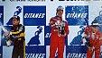 Belgien GP - Die Podien seit 1985 in Spa - Formel 1 1986, Bilderserie, Bild: Sutton