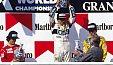 Ungarn GP - Die Podien seit 1986 in Budapest - Formel 1 1987, Bilderserie, Bild: Sutton