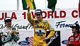 Zum 56. Geburtstag von Ayrton Senna - Formel 1 1987, Bilderserie, Bild: Sutton
