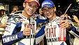 Jorge Lorenzo tritt ab: Seine Karriere im Rückspiegel - MotoGP 2008, Bilderserie, Bild: Yamaha