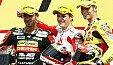 Bradl: Meilensteine der Karriere - MotoGP 2008, Bilderserie, Bild: Sutton