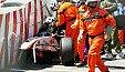 Monaco GP - Qualifying-Duelle - Formel 1 2011, Bilderserie, Bild: Sutton