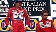 Die Podien seit 1985 in Down Under - Formel 1 1991, Bilderserie, Bild: Sutton
