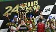 Fakten zu Audis Triumph - 24 h von Le Mans 2013, Bilderserie, Bild: Audi