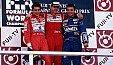 Japan GP - Die Podien seit 1987 in Suzuka - Formel 1 1991, Bilderserie, Bild: Sutton