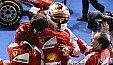 Sebastian Vettel: Seine 14 Formel-1-Siege mit Ferrari in Bildern - Formel 1 2015, Bilderserie, Bild: Sutton