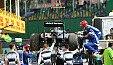 Honda macht Schluss: Ihr steiniger Weg beim Formel-1-Comeback - Formel 1 2016, Bilderserie, Bild: Sutton