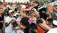 Formel 1 2017, Abu Dhabi GP, Abu Dhabi, Lewis Hamilton, Mercedes-AMG, Bild: Sutton
