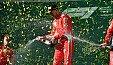 Australien GP - Australien GP: Statistiken zum Rennen: 100. Podestplatz für Vettel - Formel 1 2018, Bilderserie, Bild: Sutton