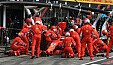Formel 1 2018, Deutschland GP, Hockenheim, Sebastian Vettel, Ferrari, Bild: Sutton