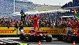 Formel 1 2018, USA GP, Austin, Kimi Räikkönen, Ferrari, Bild: Sutton