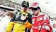 Robert Kubica glaubt, er und Fernando Alonso wären eine gute Fahrerpaarung bei Ferrari gewesen - Foto: Sutton
