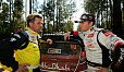 Henning und Petter Solberg treten nicht gegeneinander an - Foto: Sutton
