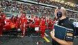 Offenbar wollte Ferrari viel Geld für Adrian Newey ausgeben - Foto: Sutton