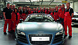 Der Audi R8: Top-Modell mit besten Aussichten - Foto: Audi