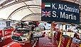 Khalid Al Qassimi startet in Deutschland mit dem Citroen erstmals auf Asphalt - Foto: Citroen