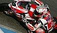 Niccolo Canepa fuhr schon in Laguna Seca auf der Panigale - Foto: Ducati Alstare