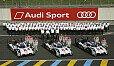 Volle Mannstärke: Audi fährt alles auf, was die Reserve hergibt - Foto: Audi