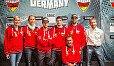 Max Nagl, Marcus Schiffer und Dennis Ullrich starten 2014 für Deutschland - Foto: MXoN Team Germany/Steve Bauerschmidt