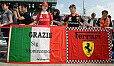 Luca di Montezemolo erhielt von Fans und Mitarbeitern Dank - Foto: Sutton