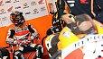 Dani Pedrosa belegt noch zwei Jahre einen Platz in der Repsol-Honda-Box - Foto: Repsol