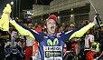Valentino Rossi darf wieder einmal feiern - Foto: Milagro