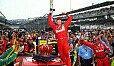 Kyle Busch setzt seine unheimliche Siegesserie fort - Foto: NASCAR