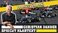 Christian Danner freut sich nicht nur über die Duelle an der Spitze - Foto: Sutton