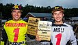 Coldenhoff siegte 2015 in der Masters-Klasse, Hsu wurde Champion des ADAC MX Youngster Cup - Foto: ADAC MX Masters/Steve Bauerschmidt