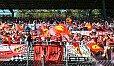 Das Spektakel von Monza war auch 2015 wieder top. - Foto: Sutton