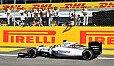 Felipe Massa steht zum zweiten Mal in dieser Saison auf dem Podest - Foto: Sutton