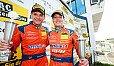 kfzteile24 MS Racing erfolgreichstes Team in Zandvoort - Foto: ADAC GT Masters