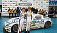 Die neuen Champions des ADAC GT Masters - Foto: ADAC GT Masters