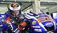 Jorge Lorenzo fährt derzeit in seiner eigenen Welt - Foto: Yamaha
