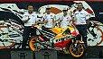 Die neue MotoGP-Honda wurde in Indonesien enthüllt - Foto: Repsol
