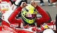 Mick Schumacher: Volle Konzentration auf die Rennen am Samstag - Foto: ADAC Formel 4