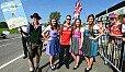 Die Formel 1 gastiert auf dem Red Bull Ring in Spielberg zum Großen Preis von Österreich - Foto: Sutton